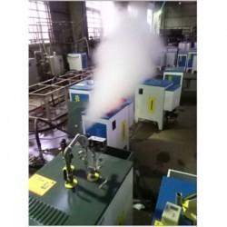 干洗水洗烘干专用50公斤小型燃气蒸汽发生器