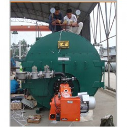 厂家直销4吨燃气蒸汽锅炉品牌选择冠中热能