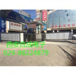 兴平福瑞园小区—智能停车管理系统
