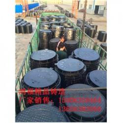 东平县给水球墨铸铁管价格 机制球墨铸铁井