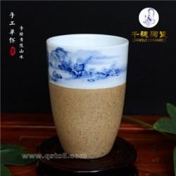 景德镇陶瓷茶杯 陶瓷茶杯生产厂家
