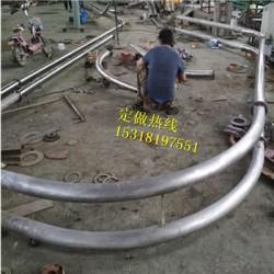 嘉兴不锈钢管链输送机粉末输送机