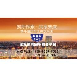 笨笨熊汽车租赁,重庆网约车条件,重庆滴滴司