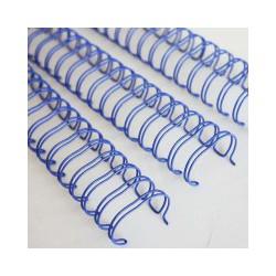 笔记本装订线圈 台历挂历专用YO双线圈 多规格环保尼龙双线圈