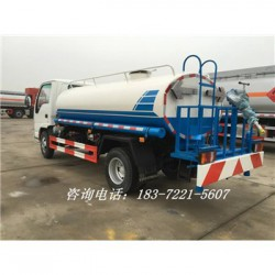 东风8吨洒水车多少钱