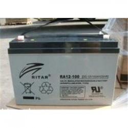 瑞达RITAR蓄电池DC12-80价格、现货