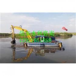 威海市清淤工程公司清淤船