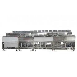 深圳威固特公司VGT-1609FS无人机光学镜头超声波清洗机