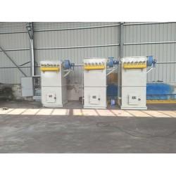 LBX-NIA型旁插反吹扁袋除尘器,布袋除尘器