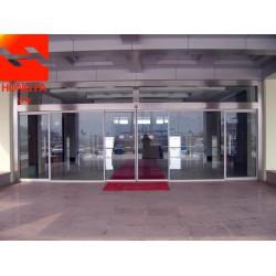 专业定做酒店商场自动玻璃门
