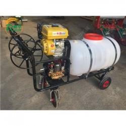 手推式框架喷雾器 果林杀虫喷雾机 汽油打药