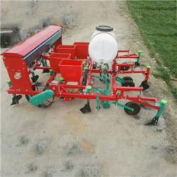 忻州拖拉机带花生覆膜播种机 施肥播种覆膜