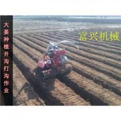 园林开沟培土专用农业机械设备 田园管理机