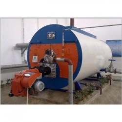 陕西西安2吨燃气蒸汽锅炉厂家直销