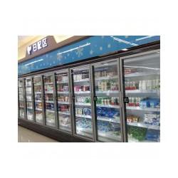 湖北展示冷藏柜 热销的超市展示柜在哪可以