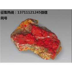 哪里可以直接交易广州鸡血石