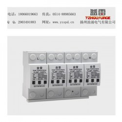 山东带RS485通讯接口浪涌保护器40ka生产厂