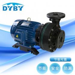 厂家直销电镀涂装用 工业污水用塑料防腐蚀自吸化工泵