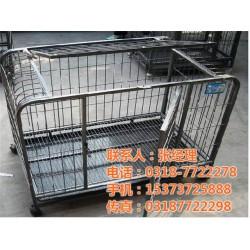 铁丝狗笼_狗笼_河北九狮狗笼厂家直销(查看)