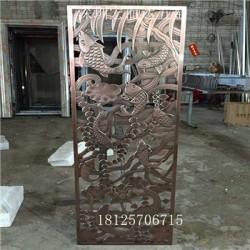 通化  铝门花铝板浮雕精雕加工定制//HED