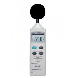 江西CEM华盛昌DT-8850数字噪声检测仪带报告