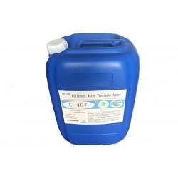 张家口兼容型浊环水阻垢缓蚀剂L-407轻纺厂循环水量大包邮