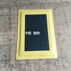 深圳卡优防疲劳工业地垫,流水线抗疲劳脚垫工厂
