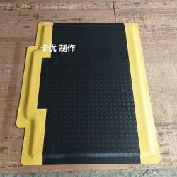 流水缓解脚疲劳垫,工位耐用抗疲劳脚垫,卡优品牌垫