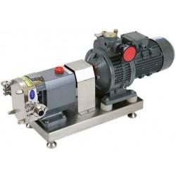 厂家生产直销不锈钢凸轮转子泵,万用输送泵,三叶泵,蝶形泵