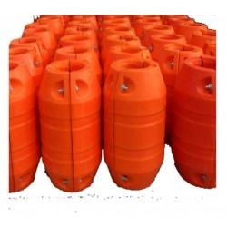 上海拦污筒 北京拦河浮筒 拦油拦污塑料桶 反光浮筒拦污