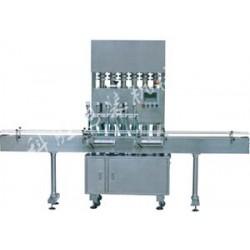 唐山科胜直线灌装机 | 消毒液灌装机