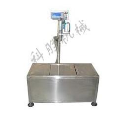唐山科胜单头膏体灌装机 | 虾滑灌装机