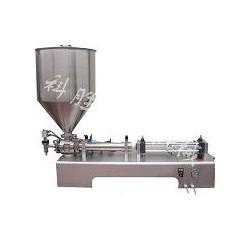 唐山科胜大剂量灌装机丨洗发水灌装机