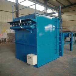 脉冲布袋除尘器木工家具厂粉尘收集处理系统工业旱烟除尘设备
