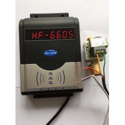 智能IC卡水控机 工厂学校节水系统 健身房酒店淋浴刷卡机