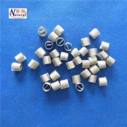 厂家供应316L不锈钢丝网θ环 小批量实验室填料 狄克松填料