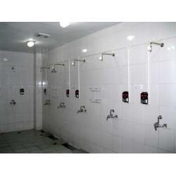 智能IC卡水控机 食堂售票系统 洗澡刷卡机