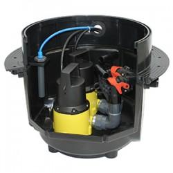 泽德地埋型UFB300系列污水提升器