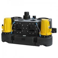 进口泽德Kompaktboy Doppel双系列污水提升装置