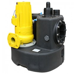 泽德进口Kompaktboy SE单泵切割型污水提升装置