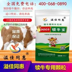 犊牛专用颗粒料饲料精料