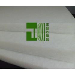 高密度聚酯纤维吸音棉 环保阻燃 墙体吊顶填充隔音材料