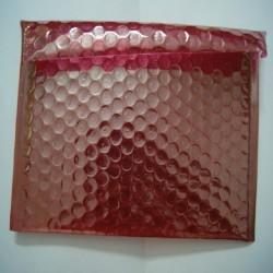 全国包邮防静电屏蔽膜气泡袋,红色气泡袋复屏蔽膜