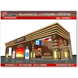 提供2020年济南糖酒会展位设计搭建服务