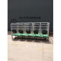 母猪限位栏 支持定做 河北厂家