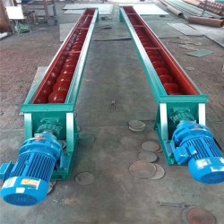 物料输送机LS螺旋输送机