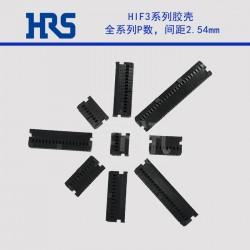 江浙沪包邮HIF3BA-30D-2.54C 30针脚 插座