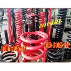 工程机械弹簧 设计工程机械弹簧