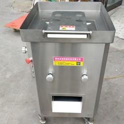鸡胸肉牛肉切片切丝立式多功能郑州食品机械自产自销
