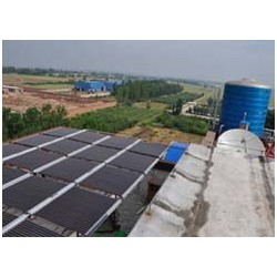 敬老院太阳能热水工程项目